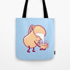 milk Tote Bag