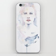 Pale Color iPhone & iPod Skin