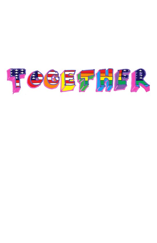 Together 2 Art Print
