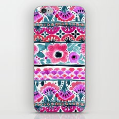 Florence Flower iPhone & iPod Skin