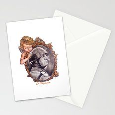 COME BACK OR LEAVE By Davy Wong Stationery Cards