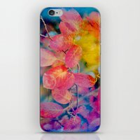 Autumn´s painting... iPhone & iPod Skin