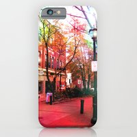 iPhone & iPod Case featuring Salem Lights by Suzanne Kurilla