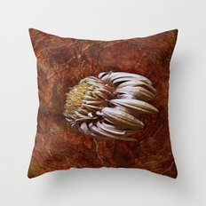 last leg Throw Pillow
