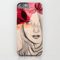 iPhone & iPod Case featuring Chloé by Sarah Bochaton