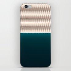Empty Ocean iPhone & iPod Skin