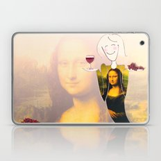 She Hearts Mona Laptop & iPad Skin