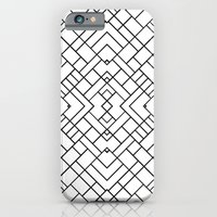 iPhone & iPod Case featuring PS Grid 45 by Project M