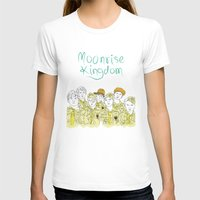 moonrise kingdom T-shirts featuring Moonrise Kingdom by Elly Liyana