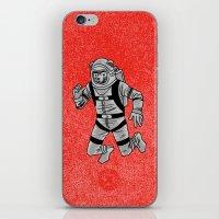 Astrobear iPhone & iPod Skin