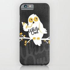 White Owl Slim Case iPhone 6s