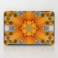 pumpkin ( pattern ) iPad Case