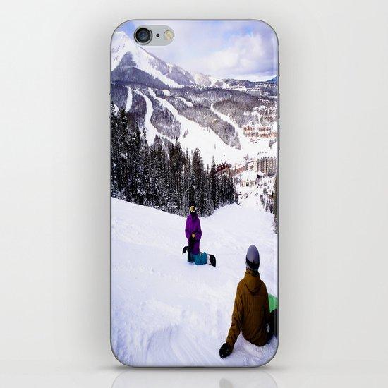Shreddin' iPhone & iPod Skin