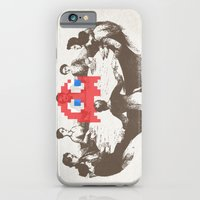 iPhone Cases featuring Medium Difficulty by Stuart Colebrook
