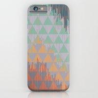 iPhone & iPod Case featuring IKAT GEOMETRIE I by Nika