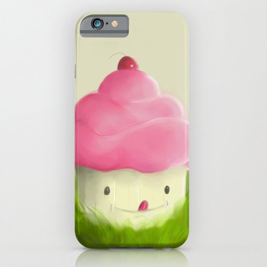 Go play with your cupcake iPhone & iPod Case