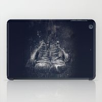 DARK GLOVES iPad Case