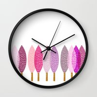 Broshim 3 Wall Clock