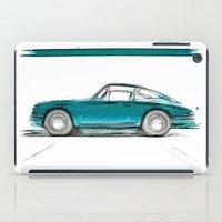 Porsche 911 / V iPad Case