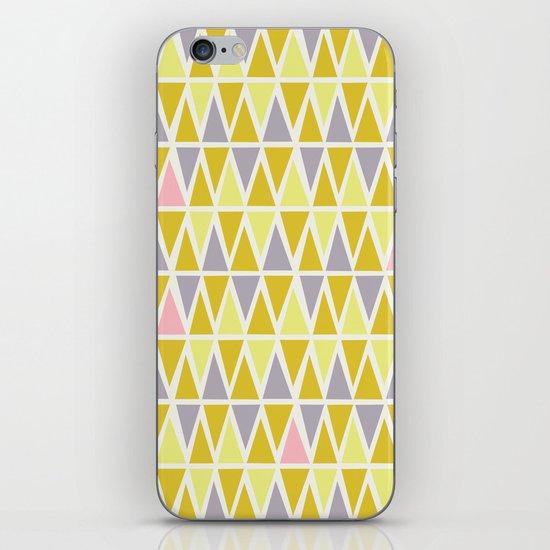 Lemon Sorbet iPhone & iPod Skin