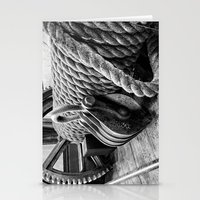 Overhead Crane - Mono Stationery Cards