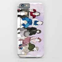 iPhone Cases featuring The Breakfast Club by DJayK