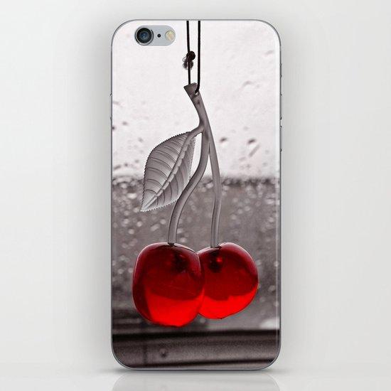 Very cherry iPhone & iPod Skin