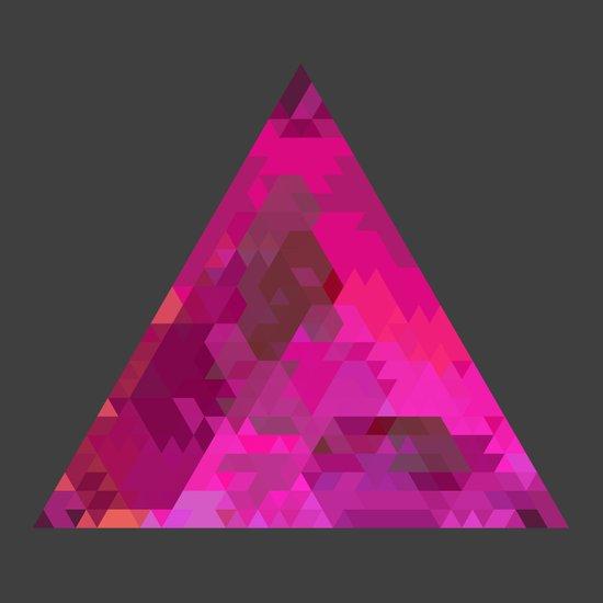 Triangles #8 Art Print
