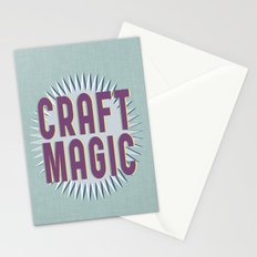 Craft Magic // Berry Stationery Cards