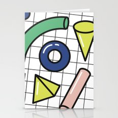 Shapes Stationery Cards