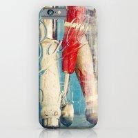 vintage nest iPhone 6 Slim Case
