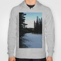 Wintertime in WaterValley Hoody