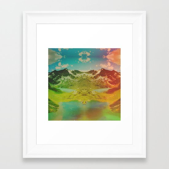 Day 25 Framed Art Print