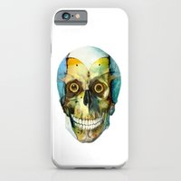 SKULL#02 iPhone 6 Slim Case