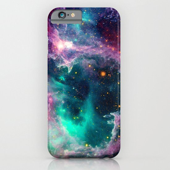 Pillars of Star Formation iPhone & iPod Case