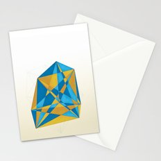a new geometry Stationery Cards