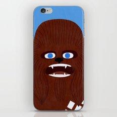Chewbacca iPhone & iPod Skin