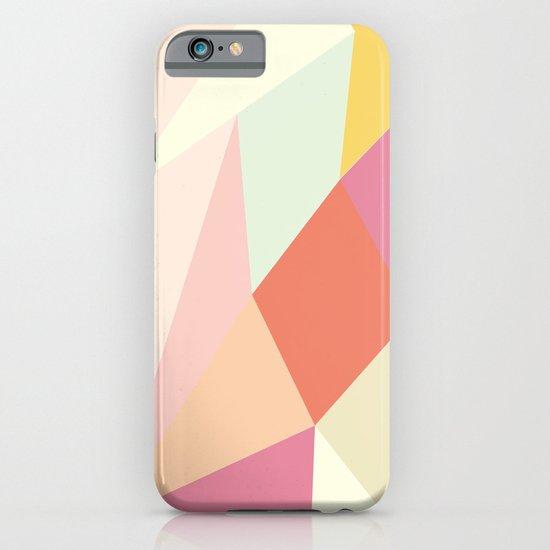 Facet I - vector iPhone & iPod Case