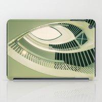 Teardrop Stairs iPad Case