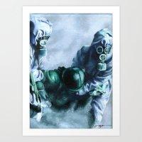 Give Me Something To Bel… Art Print