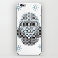 Merry Darth Vaderness   iPhone & iPod Skin