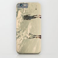 iPhone & iPod Case featuring Sky Walkers by catdossett