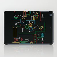 incredible machine iPad Case