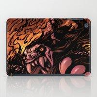 Zaulian Beast iPad Case