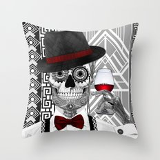 Mr J.D. Vanderbone - 192… Throw Pillow