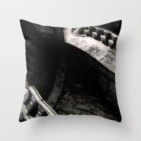 -087 Throw Pillow