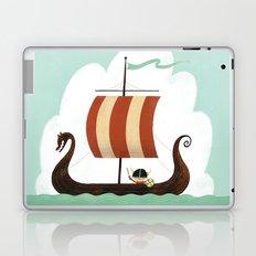Viking Baby Laptop & iPad Skin