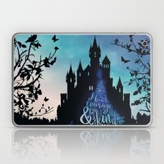 Have Courage and Be Kind (requested) Laptop & iPad Skin