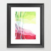 A Little Bit Closer To Y… Framed Art Print