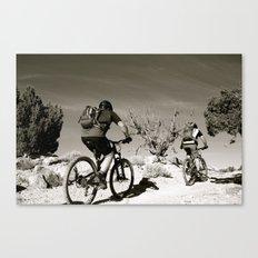 Western Rim 11082014 Canvas Print